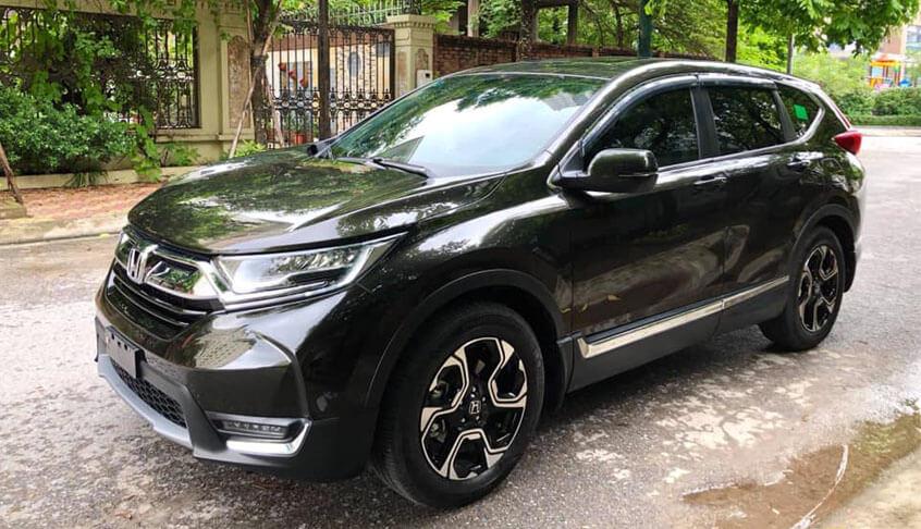 Vận hành xe Honda CR-V