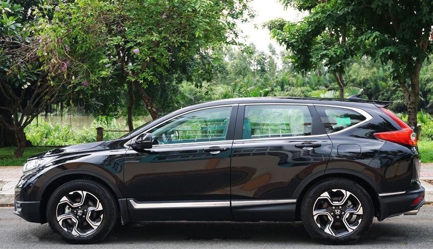 Thân xe Honda CR-V