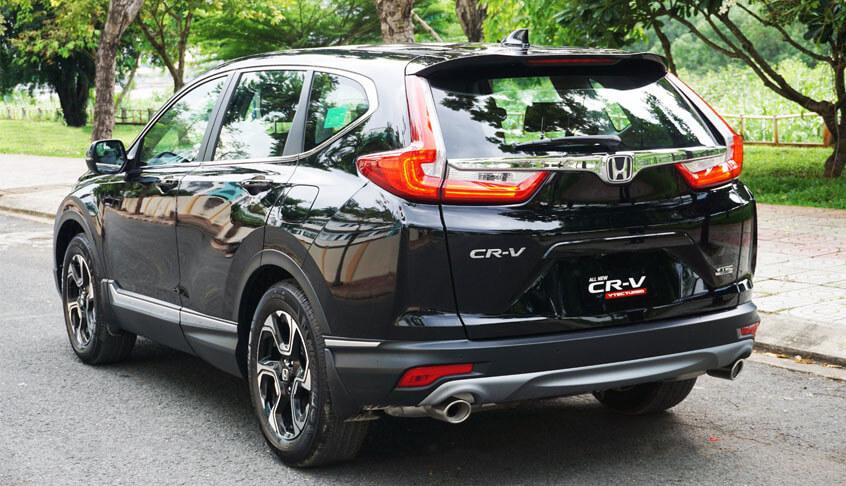 Đuôi xe Honda CR-V