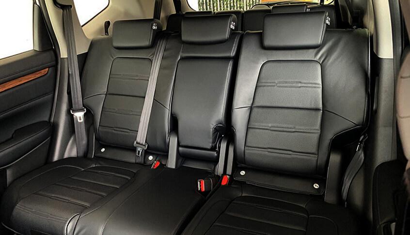 Khoang hành khách xe Honda CR-V