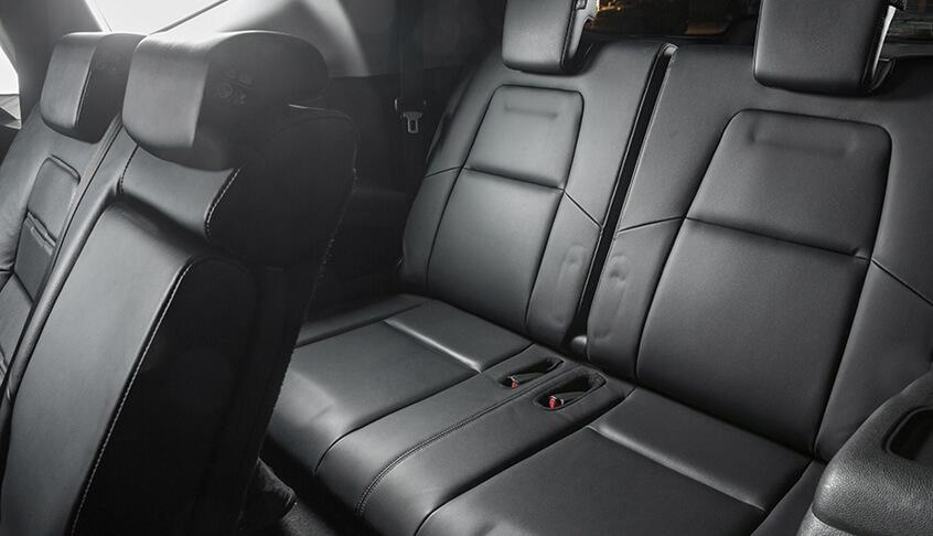 Ghế sau cùng xe Honda CR-V