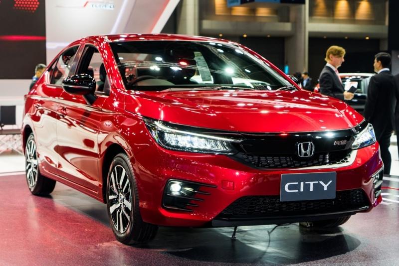 Phiên bản cao nhất của Honda City tại thị trường Malaysia